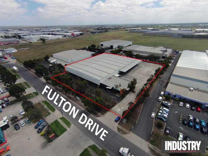 Warehouse 4, 80-100 Fulton Drive, Derrimut, VIC